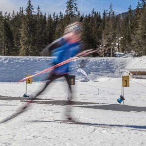 Activité biathlon