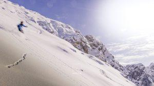 Activité ski alpin